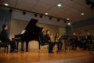Gershwin in blue