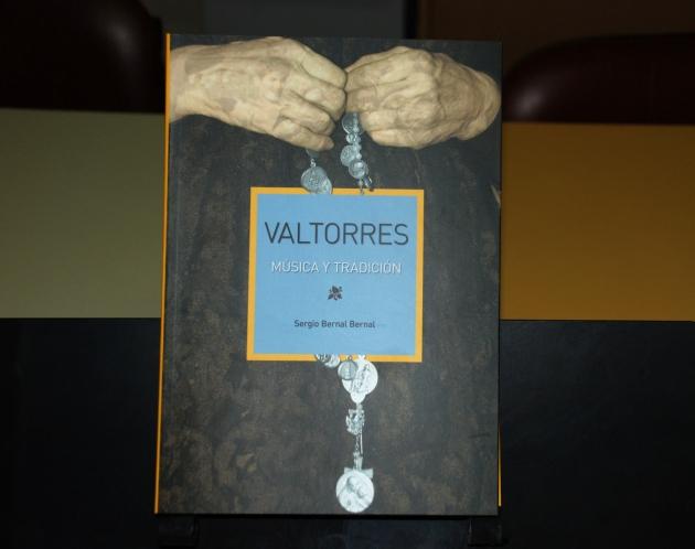 """Libro """"Valtorres. Música y Tradición"""". Autor: Sergio Bernal Bernal"""