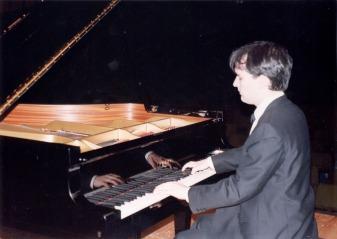 En un recital